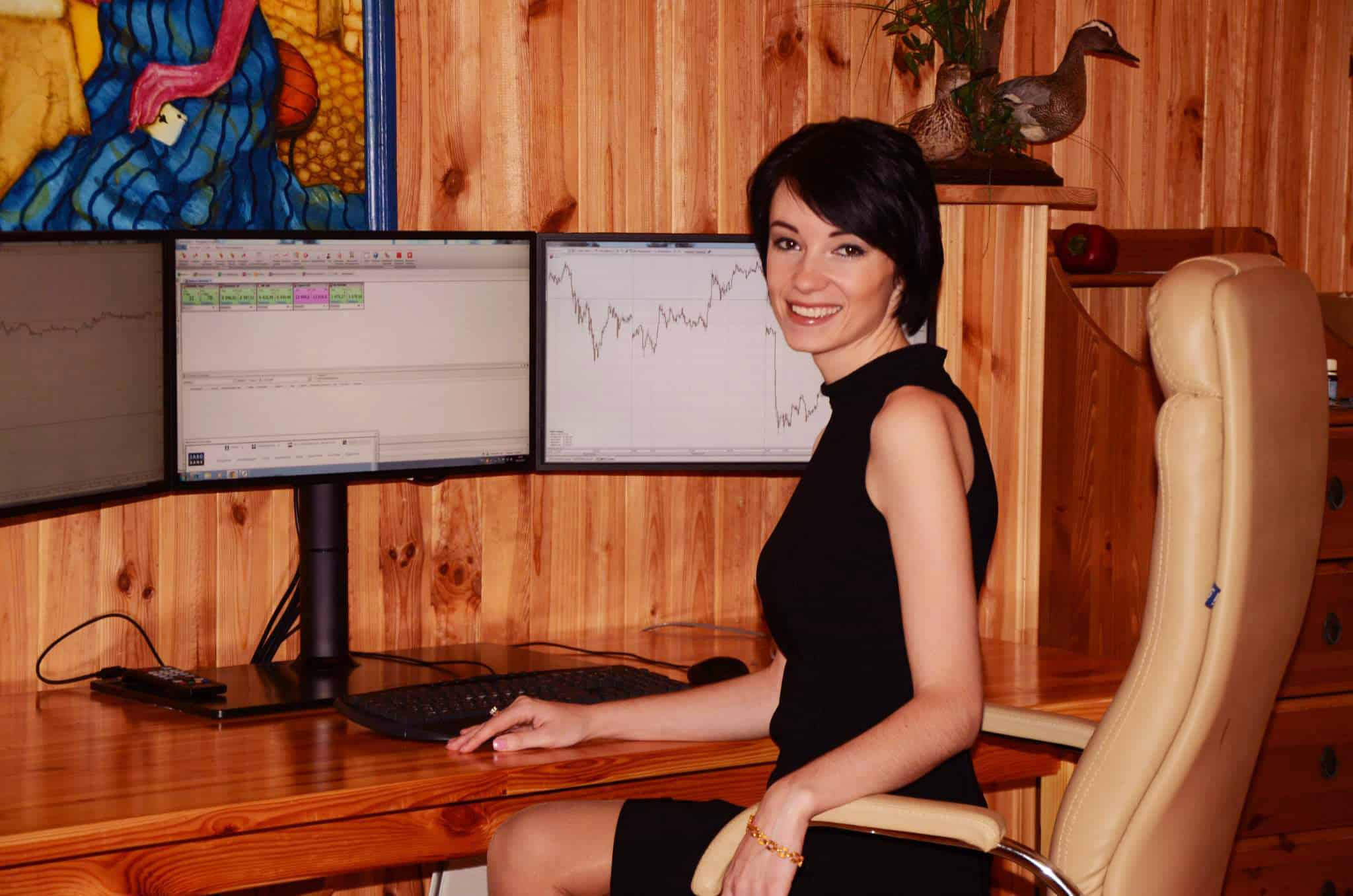 Inna Rosputnia managed accounts