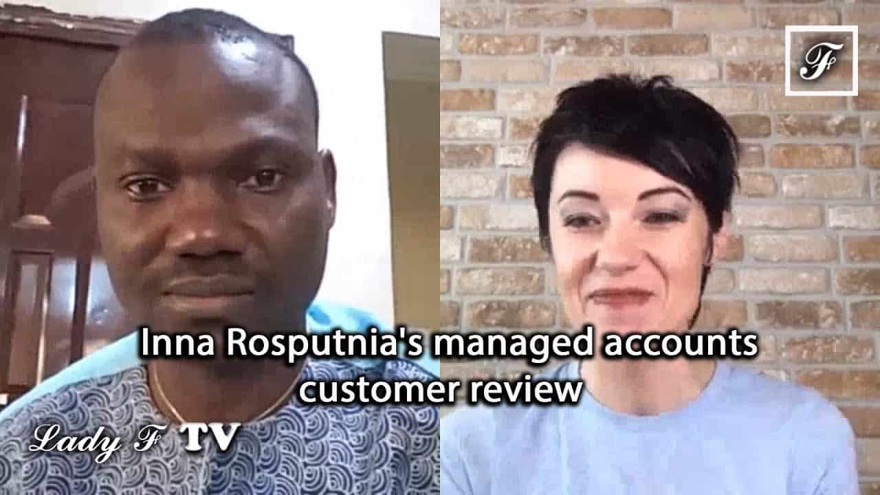 Inna Rosputnia & her managed accounts review